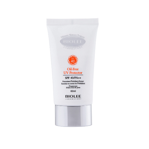 Oil-free UV Protector | An oil-free type sunblock cream protecting skin from both UVA(PA++) and UVB(SPF45).