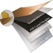 TACSIL The Double side adhesion Carrier Tape for SMT, FPC, Display Panel, LTCC, CSP