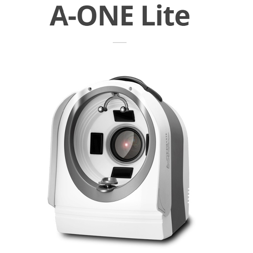A-ONE Lite | A-one, Skin & Hair Diagnosis System, Skin analyzer, One-Click Automatic Diagnosis System, 3D application
