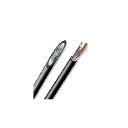 Slotted Core (PE Spacer)- OPTICAL CABLE