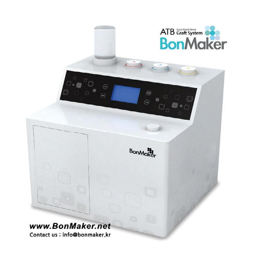 Auto-Tooth Bone Graft System : BonMaker