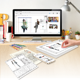 SmartDesigner Fashion and Textile CAD software