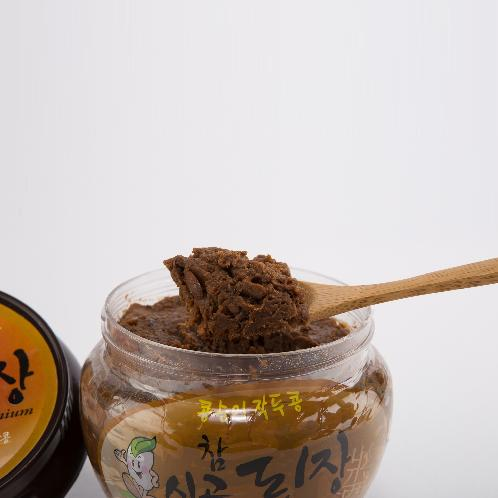 Seasoned food (doenjang) | bean,bean paste,bean world