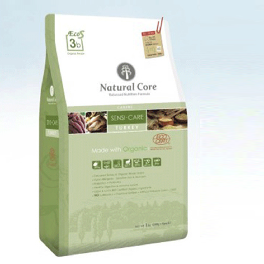 Korea GUPUP Natura Core ECO Organic Turkey Dog Food  1kg