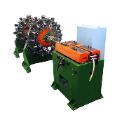 SMR HIGH SPEED WIRE BRAID MACHINE