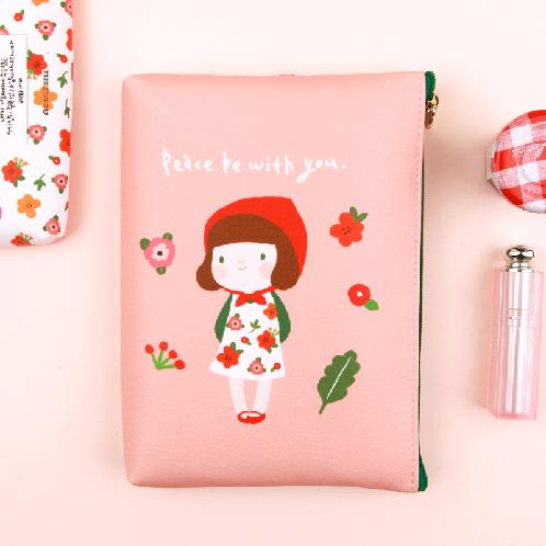 Hello Jane Pouch | stationery,korea,pouch,design