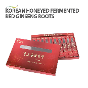 Korean Honeyed Fermented Red Ginseng Roots