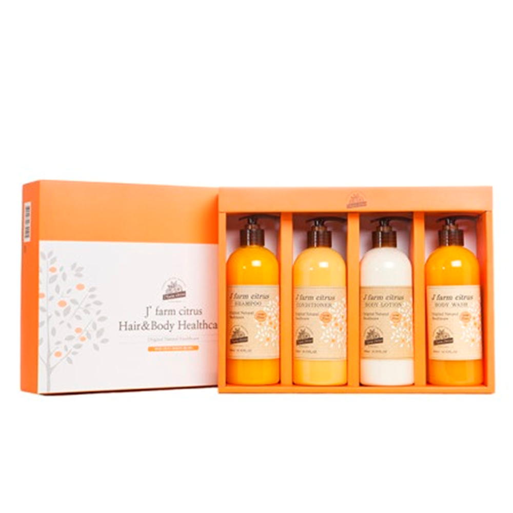 J' farm citrus Hair&Body Healthcare (Miniature)
