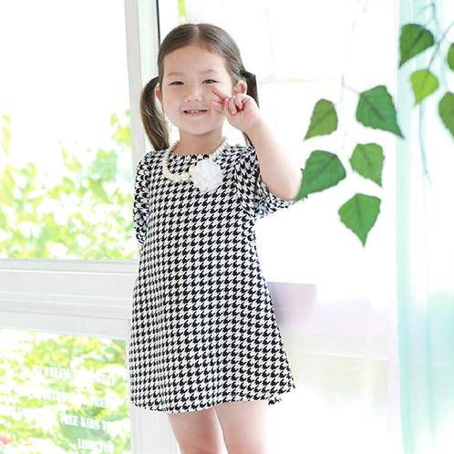 ForesnTree Swallow Rope Dress Kids Baby Clothing | Sensitive,Quality,MadeinKorea,Kids,ForesnTree,Baby,Toddler,Soft Fabric,Outdoors,Clothing
