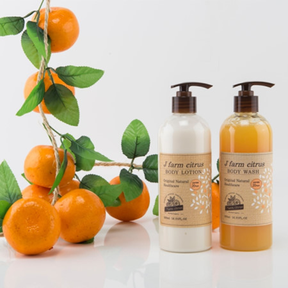 Citrus Body Wash