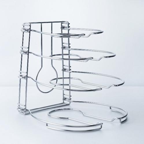 Detachable Frying Pan Holder | Detachable, Pan Rack, Pan Holder, Pan Organizer, Frying Pan