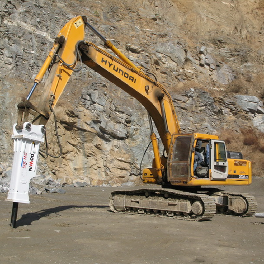 Hydraulic breaker G Series