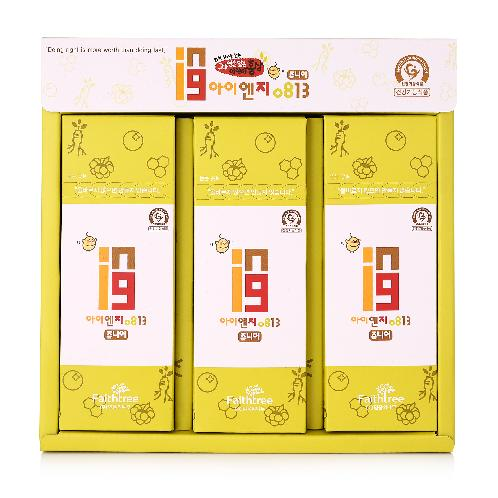 YANGJI RED GINSENG Kids Red Ginseng ING for Juniors 0813 | health, household, vitamins, dietary supplements, herbal supplements, ginseng