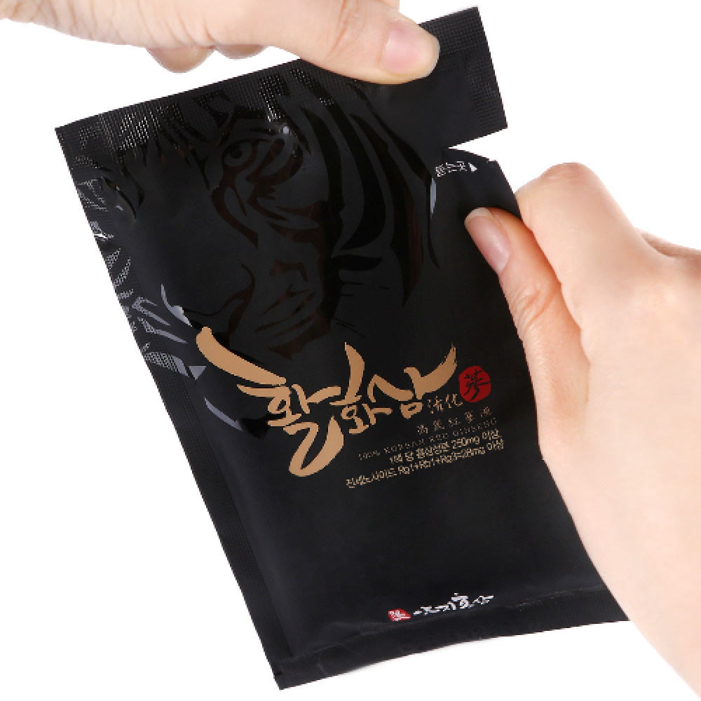 YANGJI RED GINSENG Korean Red Ginseng Extract 60 packs 2.70 oz each