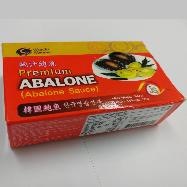 Canned Abalone in sauce, 3pcs/can