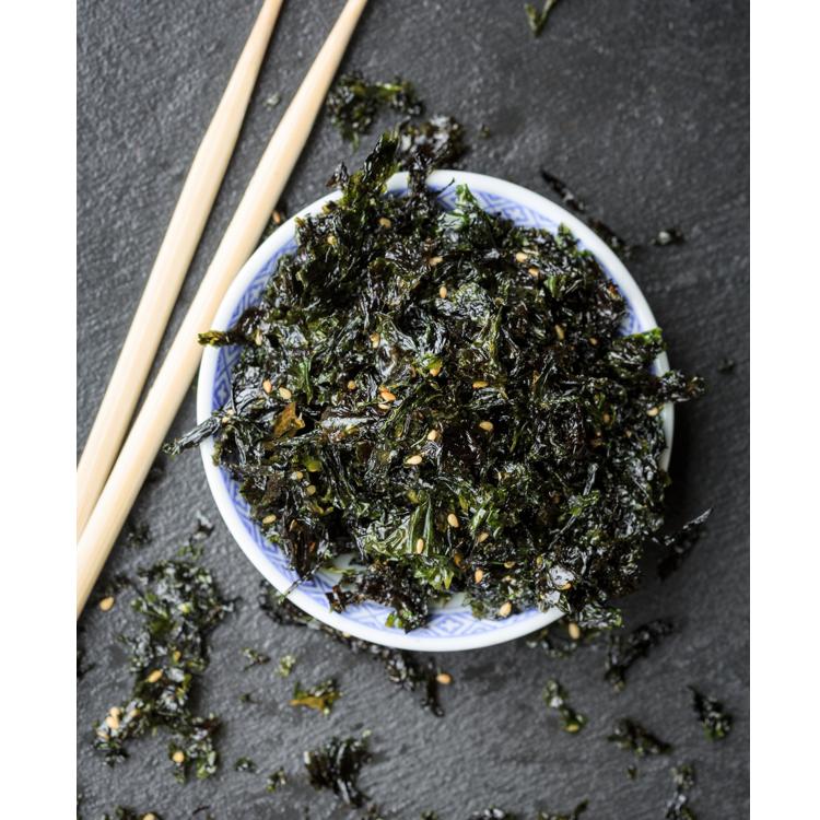 Чхонгхэшим Тольджабанким (Jaban Seaweed Snack)