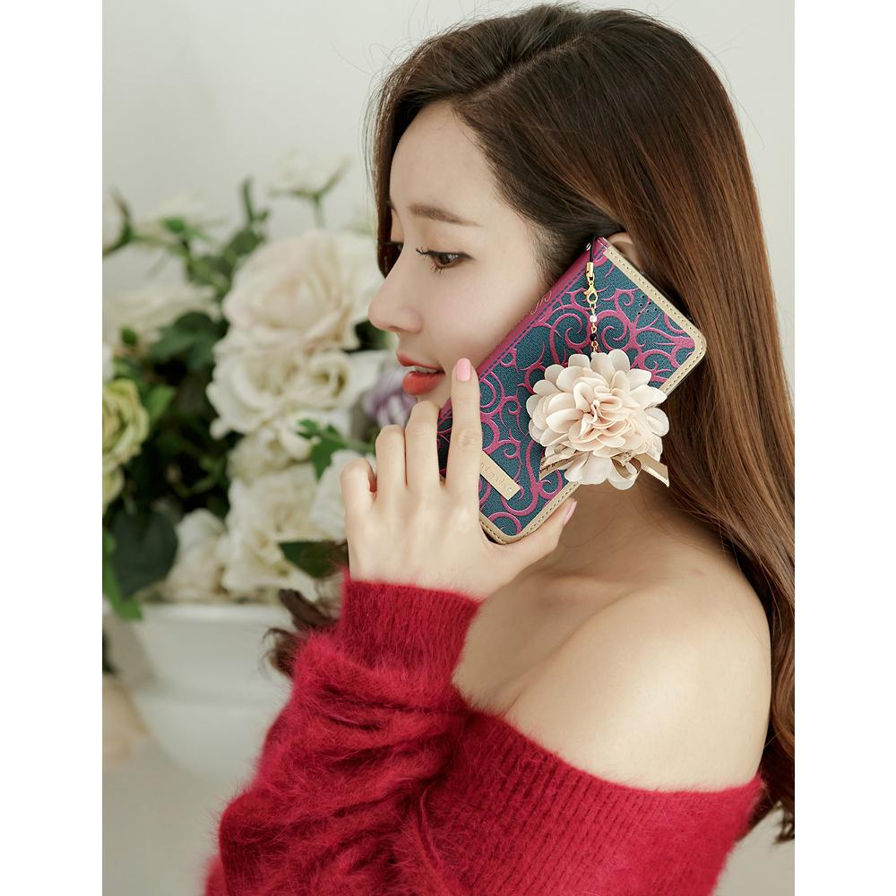 Henna -Universal Slide Type Design mobile case