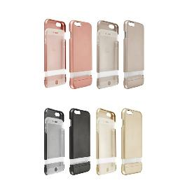 [DIVINE] 2 for 1 Touch Armor Case for iPhone 6/6s (4 Colors)
