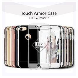 [DIVINE] 2 for 1 Touch Armor Case for iPhone 7 (6 Colors)