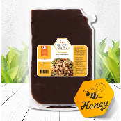 Honey pork meat marinade