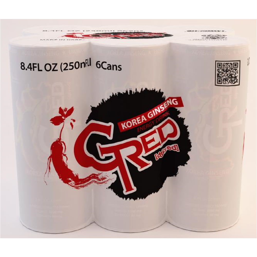 GRED ENERGY DRINK