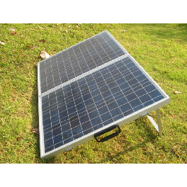 Portable Solar Power Supply System