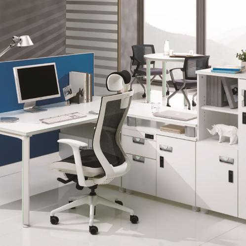 2017 CIRK-F DESK[WD8316] | Office desk, office furniture, Functional furniture, design, chair, storage space