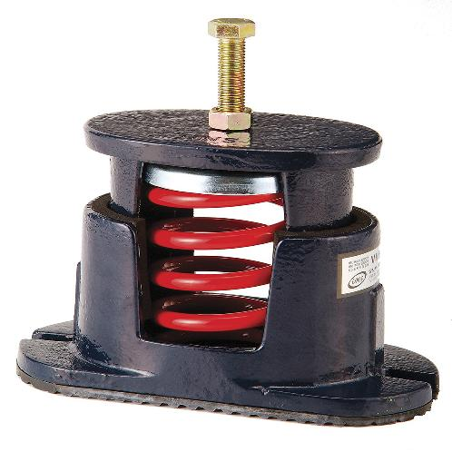 Housing Spring | Anti-Vibration Spring, Vibration Isolator, Anti-Vibration, Spring Isolator, Mount