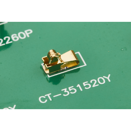 contact  CT-351520Y | contact, antenna contact, ultra contact, precision contact, ultra-slim contact