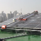 Automated  Solar Panel Cleaning  System | Solar panel cleaning system, solar panel cleaning, panel washing, solar panel cleaning, cleaning devices, cleaning