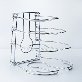 Pan Organizer | Frying pan organizer, pan holder, pan rack