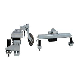 Prevent early wearing out of the return roller Returns Self-Aligning Device Botton-Up LSA1050