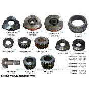 GEAR,SHAFT,HUB,PINION,ETC