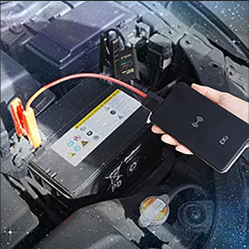 Car jump starter and smart phone supplementary battery | Car Jump, Jump Starter, Jump Start, Supplementary Batteries, Wireless Charger, Smartphone Supplementary Charger, Jump Cable, Car Battery Discharge