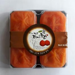Semi-dried persimmon 4 package 200g
