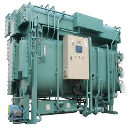 Double Lift Hot Water Absorption Chiller