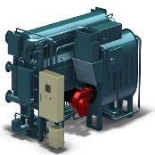 Direct Fired Absorption Chiller-Heater