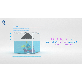 HOLOAQUA Hologram Fishbowl | HOLOAQUA, HO, Holographic display, hologram, aqua, ISENDO