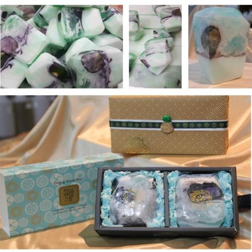Healing jade soap | soap, jade, chuncheon, nature mind natural soap, hand-made soap, chuncheon jade soap, jade soap, face soap, body soap, healing, nature, health, cleansing soap, atopy soap, gift, hand-made soap