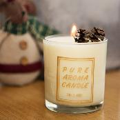 Applicable jade fragrant candle