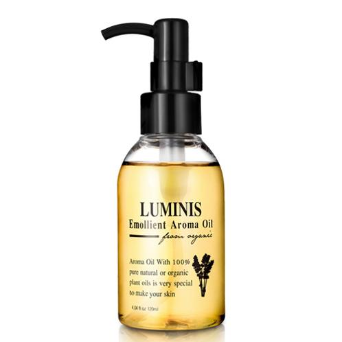 LUMINIS Emollient Aroma Oil | Aroma oil, natural oil, organic oil, multi-oil, moisturizing oil, essential oil, body oil, facialoil