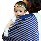 strap-cushion Bib for parents