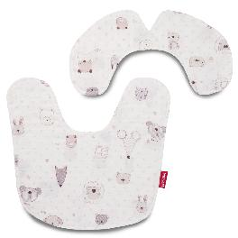 all in one cushion Bib for parents & baby