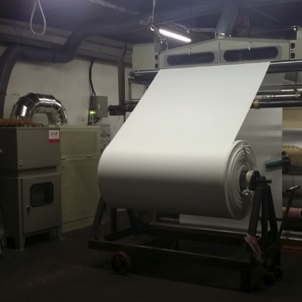 Dust collector/cleaner for screen printing