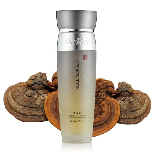 SOOSUL Whitening Toner contains Sang-hwang mushroom / Moisturizing / Nutrition Suppliment | Moisturizing, Nutrition Supplement, Korea Cosmetic