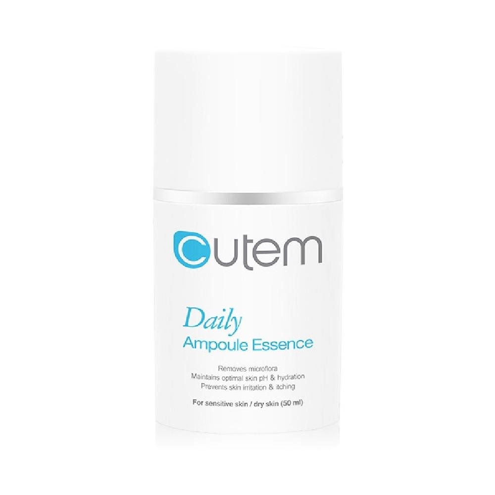 Cutem Daily Ampoule Essence / Moisture Soothing / Pore care / Prevents skin irritation