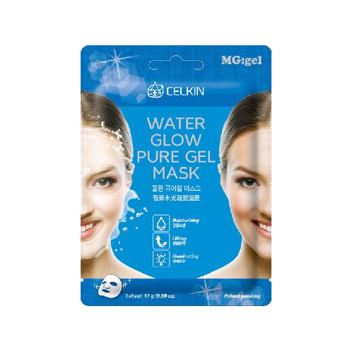 CELKIN Magic Glow Pure Gel Mask | cellkin mask, face mask, Cellkin, Skincare, Moisturizing, Pack, essence, serum, cream
