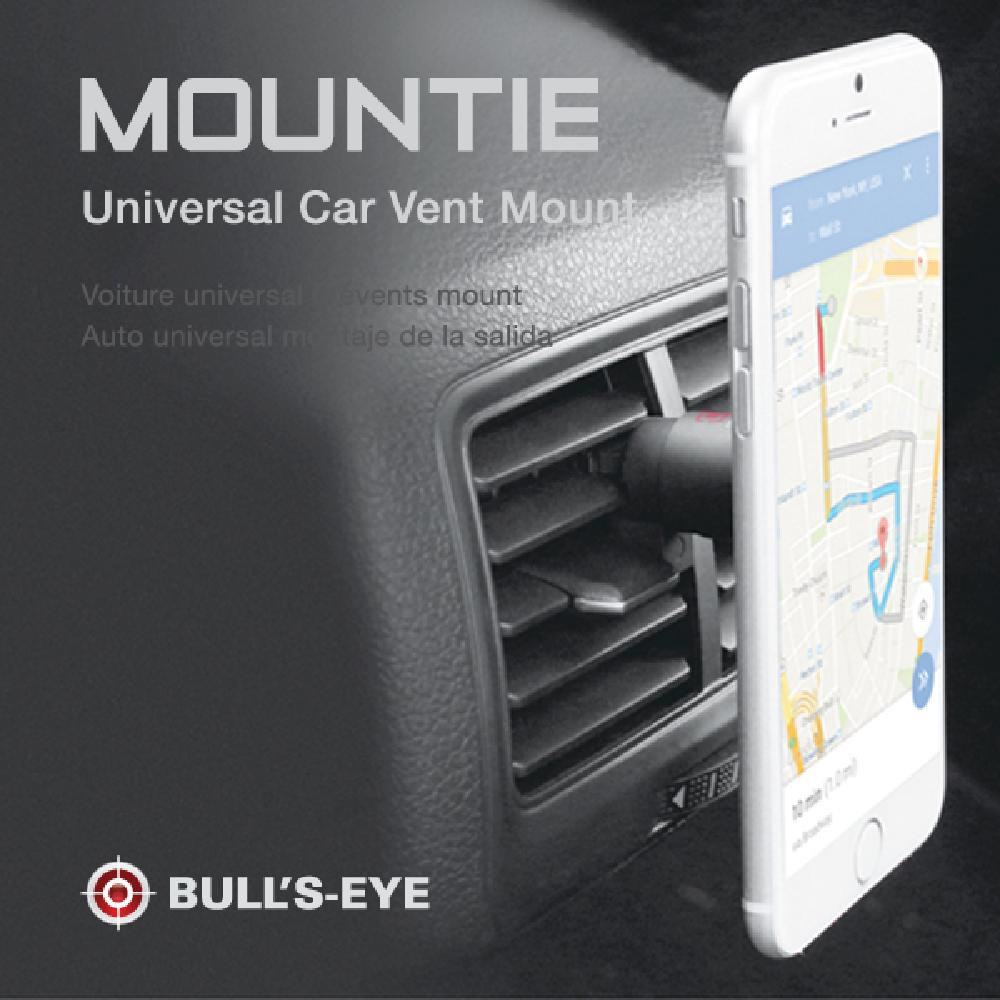 Bull's-eye(Mounti) Air Vent Magnetic Car Mount Holder