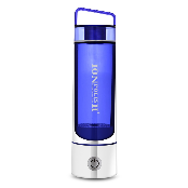 Portable hydrogen water maker