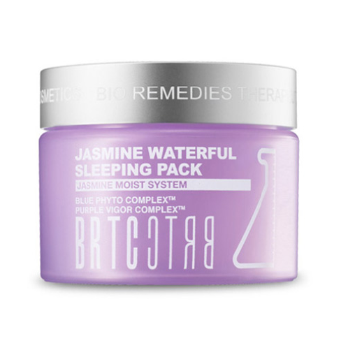 Jasmine Waterful Sleeping Pack 50ml | sleeping pack, face sleeping pack, moisturizing pack, BRTC